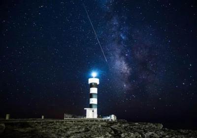 ASTRONOMÍA | El cielo se llena de dracónidas y oriónidas