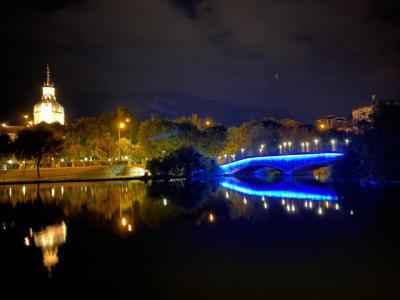 REGIÓN | Castilla-La Mancha se iluminará de azul para concienciar sobre el daño cerebral