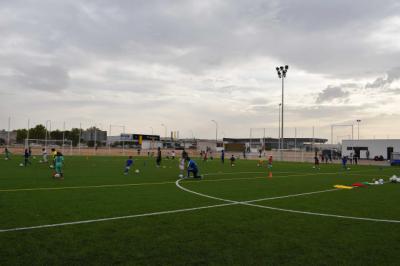 FÚTBOL | Últimos días para inscribirse en la Escuela Sociodeportiva Real Madrid-Ebora Formación
