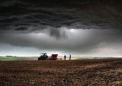 EL TIEMPO   Fuertes tormentas este martes en Castilla-La Mancha