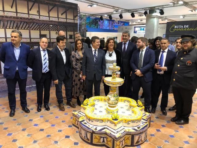 Éxito de la provincia de Toledo en FITUR