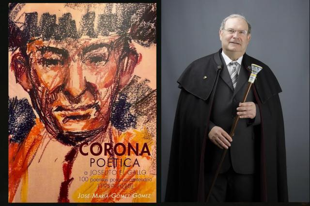 CULTURA   José María Gómez presenta su nuevo libro en Madrid