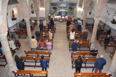 FESTIVIDAD | Gamonal celebra su Virgen de las Candelas