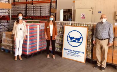 VÍDEO | Mercadona dona más de 500 toneladas de alimentos a entidades sociales de CLM