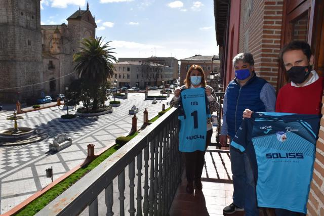 FUTSAL | El Ayuntamiento respalda al Soliss FS Talavera de cara a la fase de ascenso