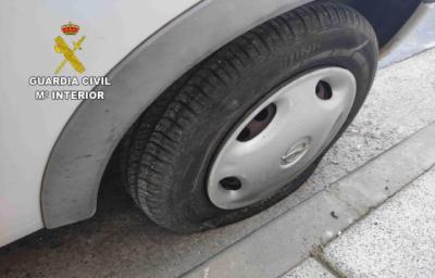 EN UN PUEBLO DE TOLEDO | Cinco menores detenidos por vandalismo