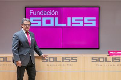 SOLISS SEGUROS | César María Duro, nuevo director de la Fundación