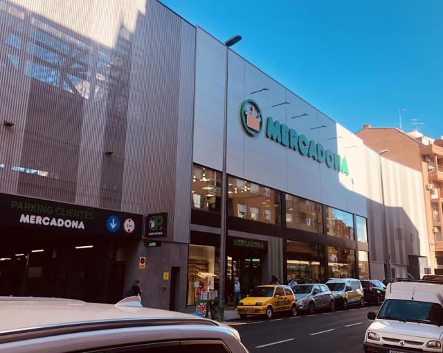 Mercadona abre una nueva tienda eficiente en Talavera