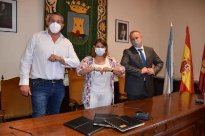 Firmado el convenio del PAU 'ILTA': 194 viviendas y 9.000 m2 de zonas verdes