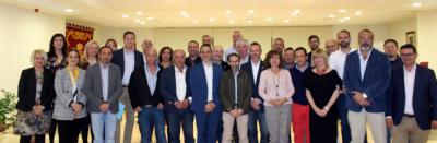 31 alcaldes del Corredor de la Sagra firman un manifiesto a favor de la inversión en infraestructuras