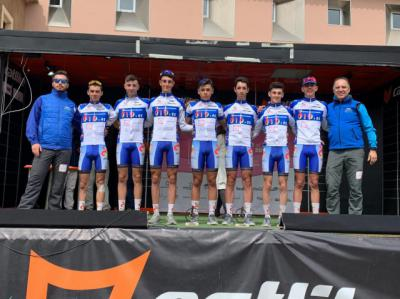 Torre del Bierzo, tercera cita para el OID Cycling Team Ciclos Ébora