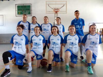 Gran actuación de las junior del CB Talavera Basket en el Torneo Semana Santa de Granada