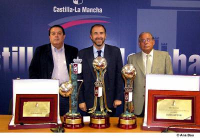 El ganador de la Copa JCCM 2019 de fútbol, con plaza en la de RFEF en su fase nacional