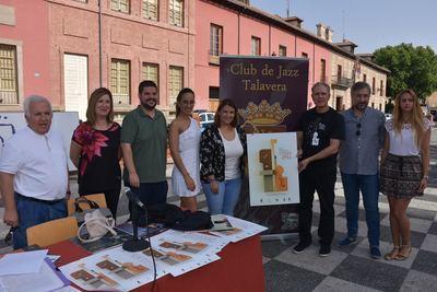 El Ayuntamiento apuesta por el Festival de Jazz como ejemplo de 'cultura accesible'