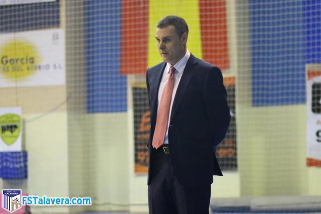 El CNFS premia a Raúl Aceña como mejor entrenador de la pasada temporada