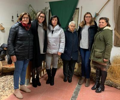 Inaugurado el II Encuentro de Asociaciones de Mujeres en Espinoso del Rey