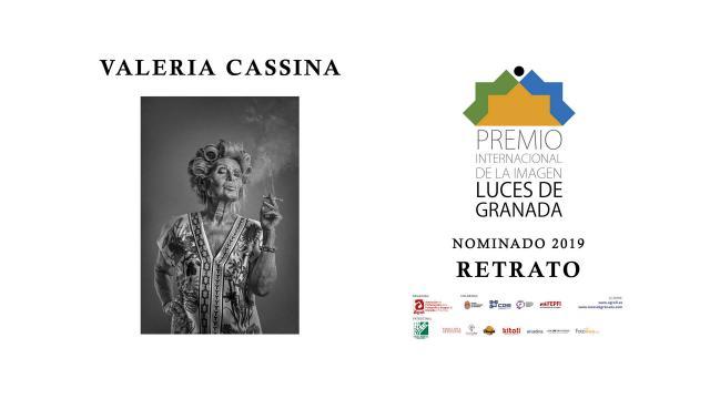 Valeria Cassina sigue sumando nominaciones, esta vez en los Premios Internacionales Luces de Granada