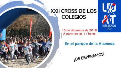 El 'Cross de los Colegios' llega de nuevo a los 2.000 inscritos