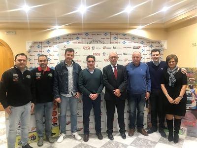 Celebrada la entrega de la 'Copa Simca 1000 Rallye', disputado en carreteras de montaña de Toledo y Ávila
