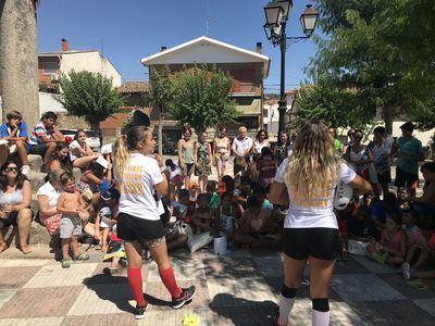 El Instituto de la Mujer y la Diputación de Toledo participan en la campaña de verano 'educar en igualdad'