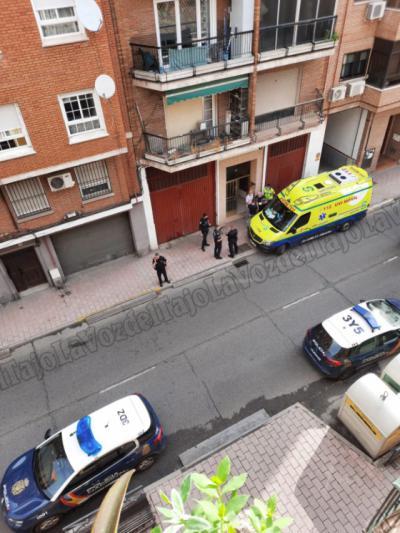 Hallan el cadáver de un hombre en una vivienda de Talavera