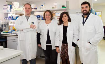 Profesionales de Parapléjicos avanzan en una nueva terapia para la esclerosis múltiple