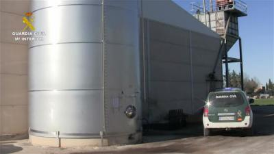 Detenido por robar más de 5.000 kilos de aceituna en La Puebla de Montalbán