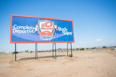 El sueño continúa en Ébora Formación con el Complejo Deportivo Study&Enjoy