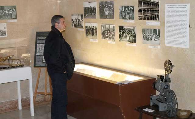 Más de 200 visitas en las Jornadas de Puertas Abierta de la Diputación