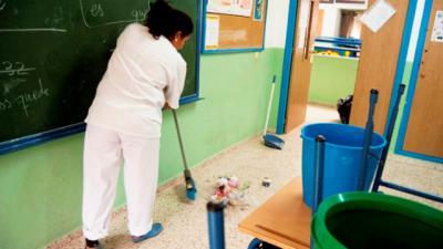 TALAVERA | La Justicia dictamina que la empresa es la responsable del despido de las trabajadoras de la limpieza