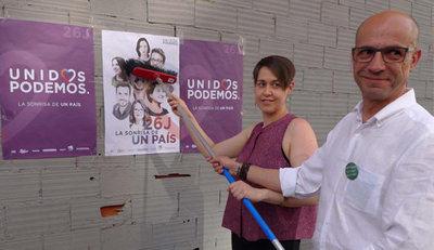 Unidas Podemos-IU repite candidatura en la provincia de Toledo