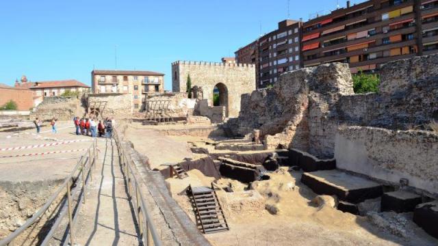 Unanimidad para la consolidación y recuperación de La Alcazaba de Talavera