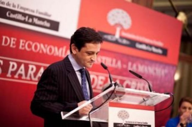 TALAVERA   El expresidente de Empresa Familiar de CLM, del lujo al embargo