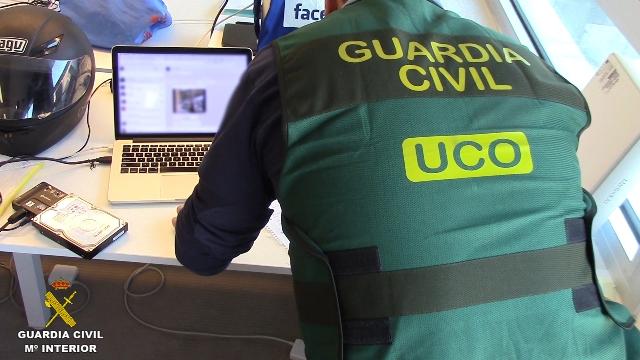 Imagen de archivo/Guardia Civil UCO