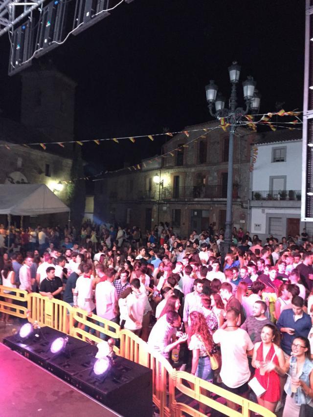 Cervera de los Montes acaba con gran éxito sus fiestas de San Roque