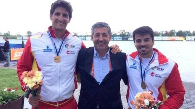 Cubelos y Peña se clasifican para el Mundial de la República Checa