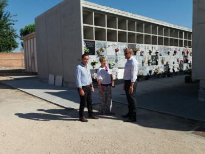 El PSOE volverá a preguntar en el pleno por las previsiones para el cementerio