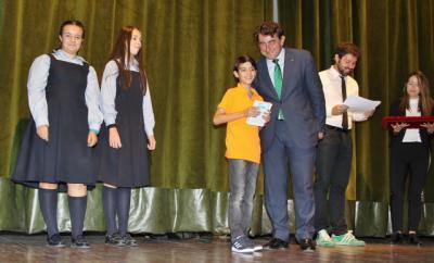 Caja Rural CLM acoge la 'Gala de Jóvenes Talentos Toledanos' organizada por la Guardia Civil