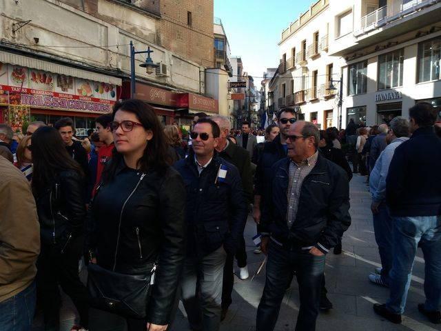 El PSOE destaca el éxito y la alta participación en la manifestación 'Por el futuro de Talavera'