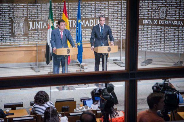 Fomento electrificará el tramo de vía Merida-Puertollano