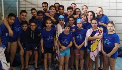 Siete metales para el Club Natación Talavera en el Trofeo 'Ciudad de la Cerámica'