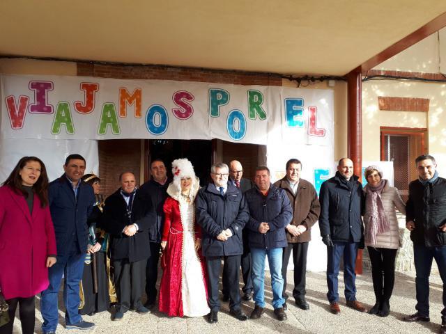 La Junta agradece el esfuerzo de la comunidad educativa de la comarca de Talavera