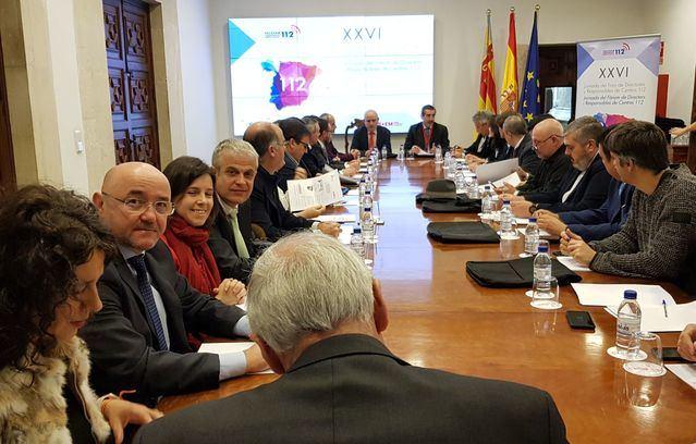 Castilla-La Mancha participa en un foro sobre centros del 1-1-2 en España