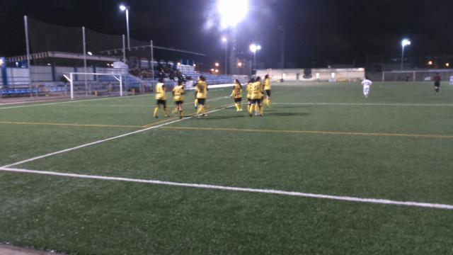 Ciudad de Talavera, virtualmente clasificadas para el play off de ascenso a la 2ª división femenina
