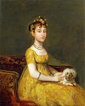 María Vicenta Barruso Valdés: la única talaverana retratada por Goya