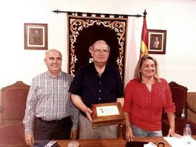 José María Gómez, pregonero de las Fiestas de Retamoso de la Jara