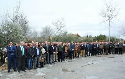 El presidente de Caja Rural CLM expresa su confianza en las cooperativas de La Mancha