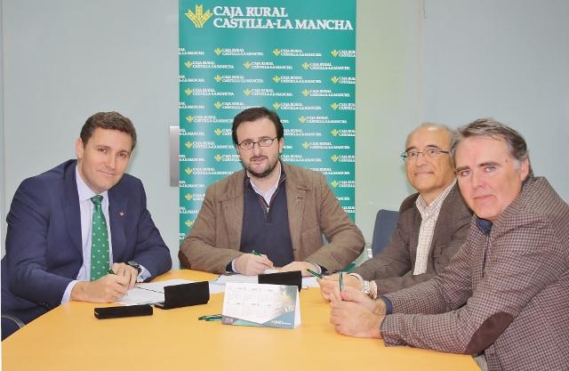 Caja Rural CLM facilita el anticipo de la recaudación de impuestos a los ayuntamientos toledanos