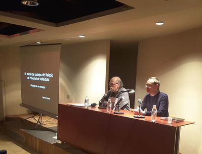 Conferencia en el Museo Ruiz de Luna a cargo de Ignacio Guerra