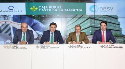 Caja Rural CLM apuesta por la innovación tecnológica de la mano de E-Correduría